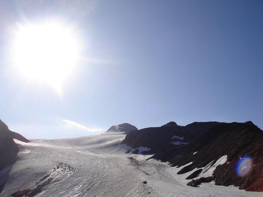 Gipfel in Sicht
