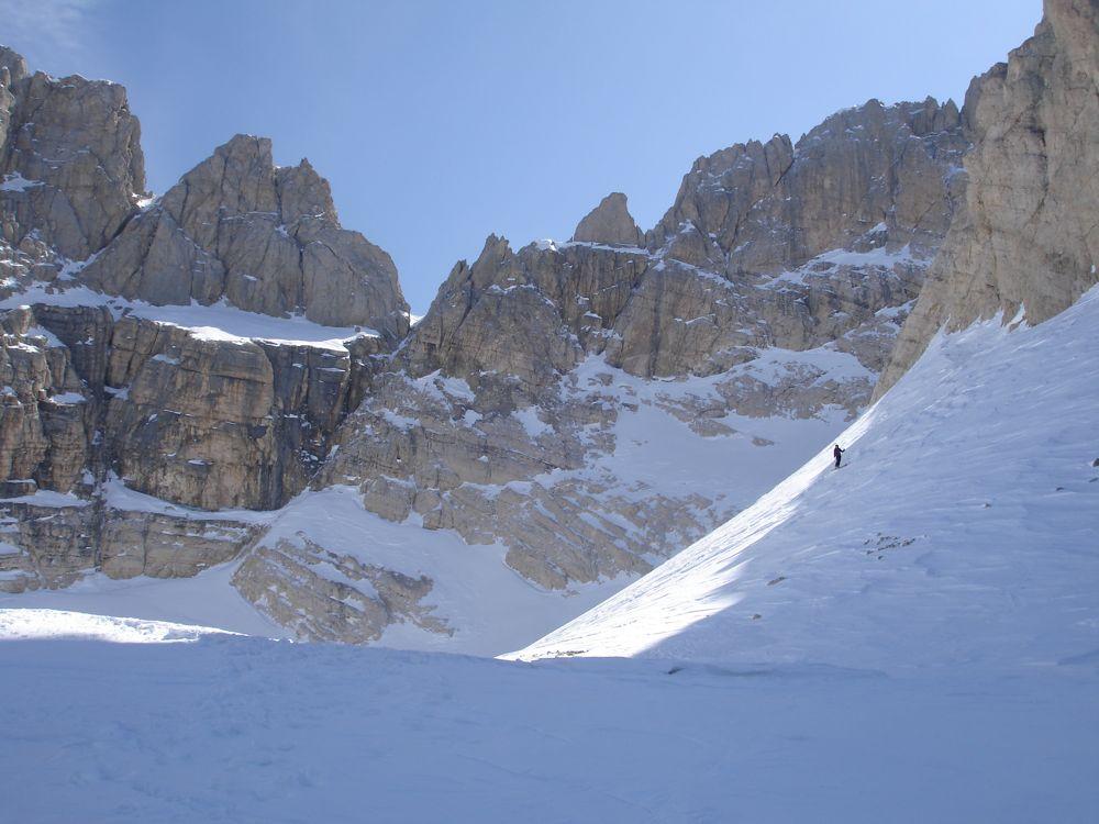 Wir sind nicht in den Dolomiten:-)