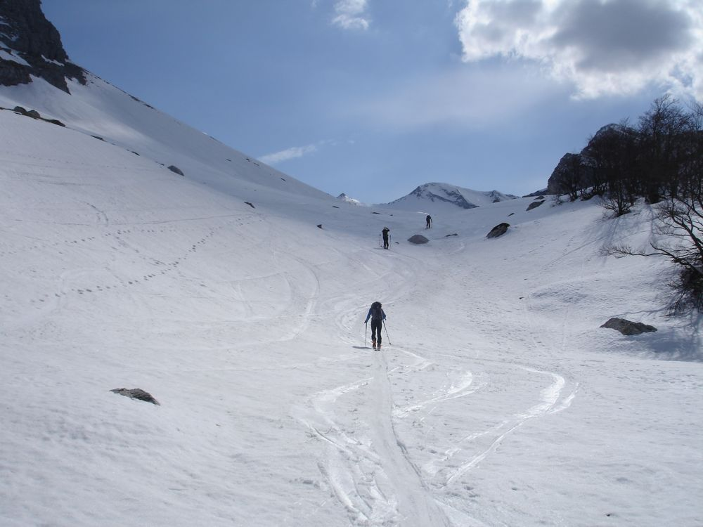 Passo della Portella (2260 mt)